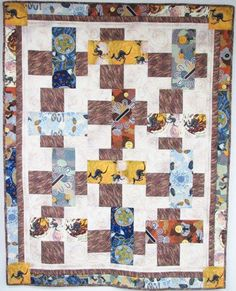 Dream Time Quilt