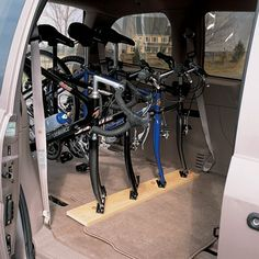 As a beginner mountain cyclist, it is quite natural for you to get a bit overloaded with all the mtb devices that you see in a bike shop or shop. There are numerous types of mountain bike accessori… Rack Velo, Suv Bike Rack, Bicycle Rack, Mtb, Ford Transit Custom Camper, Bike Mount, Bike Storage, Van Storage, Storage Ideas