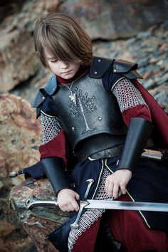 In these times, one learns early.... the art of war, the art of death, and the art of heroism. In these times, one is a man, before he ever had time to be a boy.
