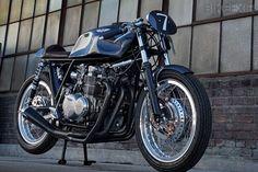 Custom Honda CB550