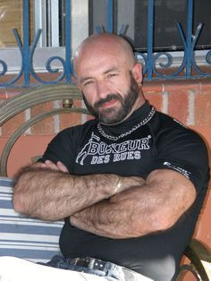 Extreme gay hairy