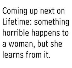 Come on girl's lets break this vicious cycle.