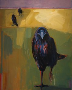 Raven Running