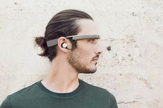 Google Glass Newer Version features a more Compact design and a larger Screen