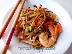 The Way I Cook: Prawns with Crispy Ginger