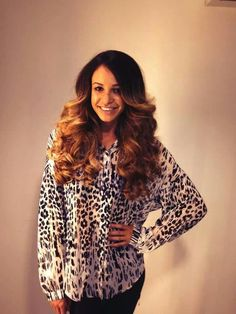 Danielle Peazer is my favorite dancer and I love her style.