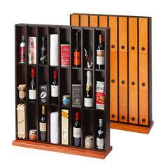 Adventskalender mit Delikatessen (Wein, Trüffel, Öle, ..) Wine Rack, Cabinet, Storage, Furniture, Home Decor, Deli Food, Advent Calenders, Wine, Clothes Stand
