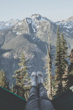 man-and-camera:  Hammock Views ➾ Luke Gram