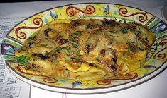 Romano's Macaroni Grill Copycat Recipes: Mushroom Ravioli