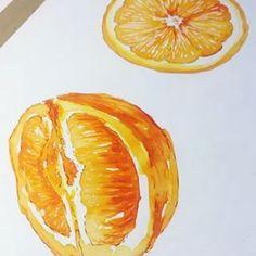 Orange and pineapple speed art painting :3.I'm working on a collaboration, more from the secret soon:).#foodillustration #foodillustrator #foodart #foodie #foodgasm #cooking #cook #illustration #art #vegan #bratislava #slovakartist #czechartist #vegetarian #fruit #vegetable #orange #pineapple #artist #foodpainting #foodblog #foodblogger #streetfood #lovefood #delicious #yummy #bratislavafood #food #speedart Food Illustrations, Illustration Art, Speed Art, Food Painting, Personal Portfolio, Food Drawing, Bratislava, Street Food, Food Art