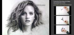 Emma Watson Drawing by theportraitart on DeviantArt