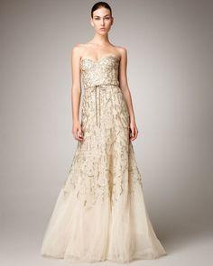 classy looks of gold sequin wedding dresses http://bridesdream.info/wp-content/uploads/2012/11/Classy-Looks-of-Gold-Sequin-Wedding-Dresses-1