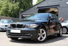 OCCASION BMW SERIE 1 (E81) 118D 143 EDITION AVANTAGE 3P