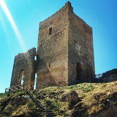 Calatañazor (Soria) #castillodealmanzor #calatañazor #soria #castillagrafias #audiando
