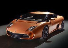 Lamborghini 5-95 Zagato Unveiled