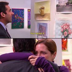 Pam's art show