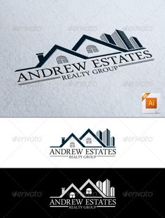 Real Estate Logo_Purchase : http://graphicriver.net/item/real-estate-logo/3653145?ref=ThemeTruly