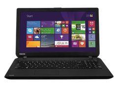 Sale Preis: Toshiba PSCMLE-044028GR Satellite C50-B-14Z 39,62 cm (15,6 Zoll) Notebook (Intel celeron N2840, 2,1GHz, 4GB RAM, 500GB HDD, Intel HD Graphics, Win 8.1) schwarz. Gutscheine & Coole Geschenke für Frauen, Männer & Freunde. Kaufen auf http://coolegeschenkideen.de/toshiba-pscmle-044028gr-satellite-c50-b-14z-3962-cm-156-zoll-notebook-intel-celeron-n2840-21ghz-4gb-ram-500gb-hdd-intel-hd-graphics-win-8-1-schwarz