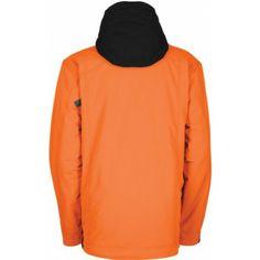 Bonfire Morris Snowboarding Jacket - sienna