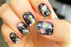 more cosmic nails