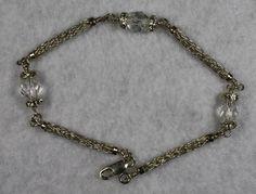 Viking Knit Bracelet. $70.00, via Etsy.