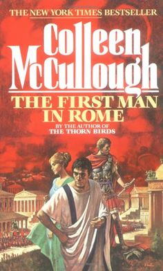 Colleen McCullough's Master of Rome series....While a historic fiction it gives you 3 dimensional characters to understand the makings of the Roman Empire