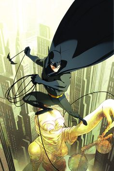 Joshua Middleton: Batman