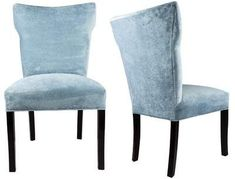Everly Quinn Cresson Wing Back Upholstered Parsons Chair Quinn