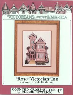 Gallery.ru / Фото #1 - DP-085 Rose Victorian Inn - mornela