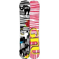 Gnu Velvet Guru EC2-BTX Snowboard - Women's
