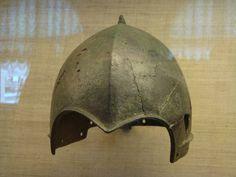 шлем скифа