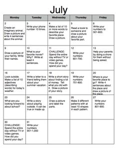 FREE Summer Homework - Go to http://pinterest.com/TheBestofTPT/ for this and thousands of free lessons. Repinned by  SOS Inc. Resources  http://pinterest.com/sostherapy.