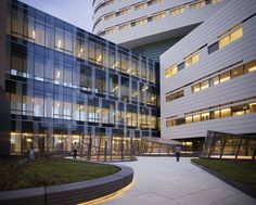 Gallery of New Hospital Tower Rush University Medical Center / Perkins+Will - 9