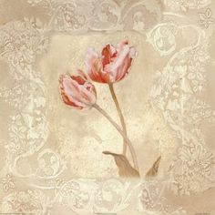 Arte com Encanto by Vastí Fernandes: Flores Vintage para decoupagem