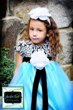 This is the dress I want my little cousin Angiolina to wear when she's one of my flower girls