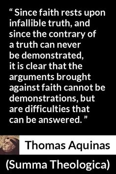 "Thomas Aquinas about truth (""Summa Theologica"", Thomas Aquinas Quotes, Saint Thomas Aquinas, St Thomas, Meant To Be, Bring It On, Faith, Spanish, English, English Language"