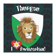 Thurgau Schweiz Switzerland Leinwand Leinwanddrucke
