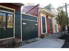 Standard Historic Red White Trim Green Shutters Jim Pennington New Orleans Paint Colors