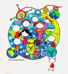 Actividades para Educación Infantil: El Libro Blanco de la Educación Intercultural