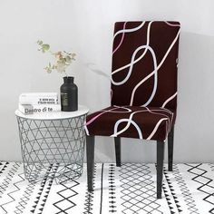 Kitchen Table Chairs, Dining Chairs, Couch Protector, Party Chairs, Dining Chair Covers, Office Parties, Slipcovers For Chairs, Decoration, Accent Chairs
