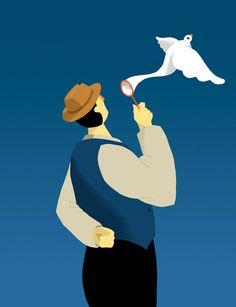 Craig Frazier Ilustração