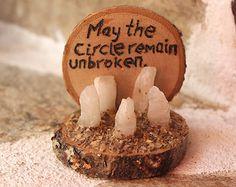 Pagan Yule Tree Decorating | ... - Pagan Home Decor - Unique Gifts - Pagan Gifts - Yule Gift Ideas
