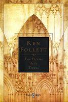 """""""Los Pilares de la Tierra"""" de Kent Follet."""