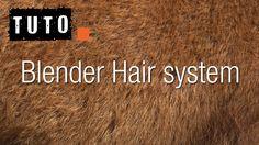 Blenderlounge - Hair System partie 2