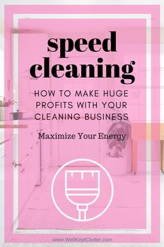 cleaning service The biggest expense for cleaning companies is labor. Dont leave money on the table with inefficient cleaning practices. Make HUGE profits with Speed Cleaning Business Cleaning Services, Cleaning Services Company, Cleaning Companies, Best Cleaning Products, House Cleaning Humor, House Cleaning Checklist, Cleaning Quotes, Cleaning Hacks, Cleaning Lists