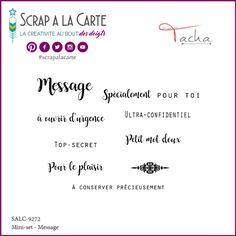 Mini-set - Message par Tacha
