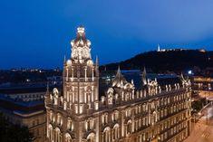 Luxushotel in Budapest renoviert: Neues im Matild Palace Ibiza, Beverly Hills, Marriott Hotels, Matilda, Best Hotels, Hungary, Hospitality, Hollywood, Building