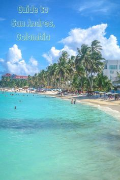 San Andres is a travel destination worthy of any Colombia itinerary. One of the best things to do in San Andres is enjoy the beautiful beaches. With beautifully clear blue waters around the island, this should be one of your top bucket list destinations in South America. Nearby Johnny cay and El Acuario are essential places to visit – with more stunning beaches on offer. Click the pin to see our guide including what to do, places to visit, where to stay, tips and more!