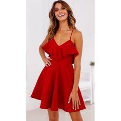 3b6cee471 97 melhores imagens de Vestidos em 2019 | Chic clothing, Background ...