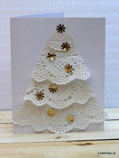 Handicraft, Advent Calendar, Christmas Crafts, Creations, Holiday Decor, Holiday Ornaments, Cards, Manualidades, Card Making